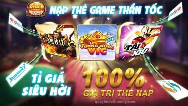 vic88-game-quay-hu-game-bai-doi-thuong